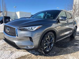 New 2019 Infiniti QX50 Sensory 4dr AWD Sport Utility for sale in Edmonton, AB