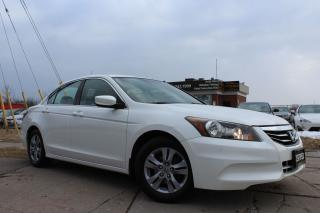 Used 2012 Honda Accord SE - 1 OWNER|CLEAN CARFAX|BLUETOOTH for sale in Oakville, ON