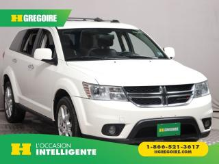 Used 2016 Dodge Journey R/t 7 Passagers Awd for sale in St-Léonard, QC