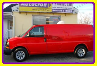 Used 2013 Chevrolet Express 1500 1/2 Ton Cargo Van, A/C for sale in Woodbridge, ON