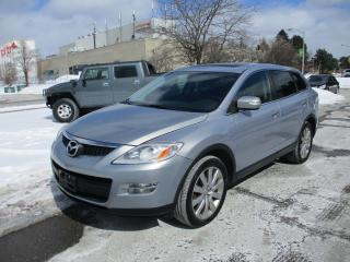 Used 2008 Mazda CX-9 GT ~ LOADED ~ SAFETY ~ 7 PASSENGER for sale in Toronto, ON