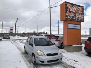 Used 2004 Toyota Echo LE***ONLY 65,000 KMS***AUTOMATIC**A/C**CERTIFIED for sale in London, ON