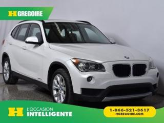 Used 2013 BMW X1 28I T.OUVRANT for sale in St-Léonard, QC