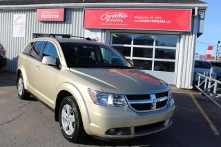 Used 2010 Dodge Journey Traction avant 4 portes, SXT for sale in Shawinigan, QC