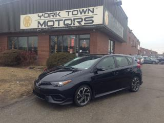 Used 2016 Scion iM BackCam/Bluetooth/VoiceRecognition for sale in North York, ON