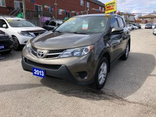 Used 2013 Toyota RAV4 LE for sale in Toronto, ON
