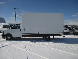 Used 2018 Chevrolet CUBE VAN 3500 16 FT.UNICELL for sale in London, ON