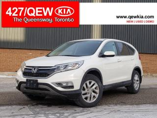 Used 2015 Honda CR-V EX-L | Blindspot View | Climate Control | Leather for sale in Etobicoke, ON
