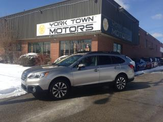 Used 2016 Subaru Outback 3.6R w/Limited & Tech Pkg for sale in North York, ON