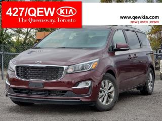 Used 2019 Kia Sedona LX+ | Power Sliding Door | Power Liftgate | Sensor for sale in Etobicoke, ON