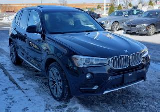 Used 2015 BMW X3 Xdrive Xdrive for sale in Dorval, QC