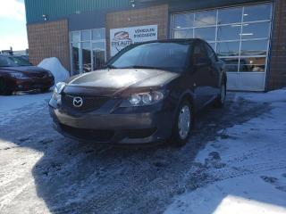 Used 2005 Mazda MAZDA3 for sale in St-Eustache, QC