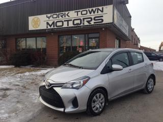 Used 2017 Toyota Yaris LE for sale in North York, ON