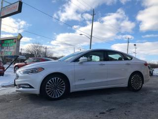 Used 2018 Ford Fusion Titanium. HYBRID for sale in Cobourg, ON