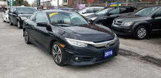 Used 2016 Honda Civic COUPE EX-T w/Honda Sensing for sale in Toronto, ON