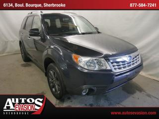 Used 2013 Subaru Forester for sale in Sherbrooke, QC
