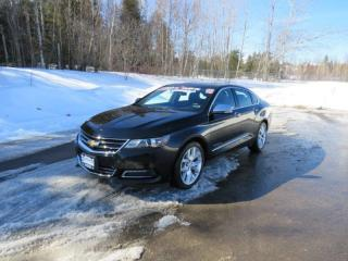 Used 2018 Chevrolet Impala Premier 2LZ for sale in Fredericton, NB