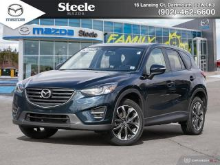Used 2016 Mazda CX-5 GT W/ Leather Navigation for sale in Dartmouth, NS