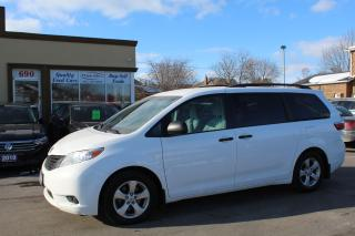 Used 2015 Toyota Sienna for sale in Brampton, ON