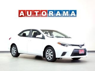 Used 2015 Toyota Corolla LE for sale in Toronto, ON