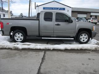 Used 2009 Chevrolet Silverado 1500 LT 4x4 Z71  Leather