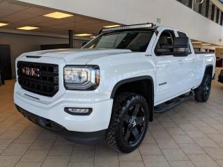 Used 2016 GMC Sierra 1500 4X4 Elevation 5.3L Lift Kit + Exhaust *L for sale in Pointe-Aux-Trembles, QC