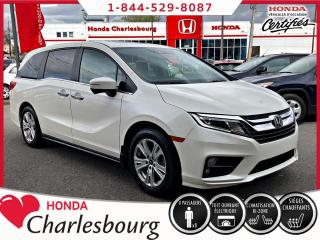 Used 2018 Honda Odyssey EX ***AUCUN ACCIDENT** for sale in Charlesbourg, QC