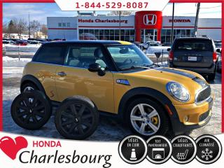 Used 2009 MINI Cooper S Hardtop **AUTOMATIQUE**TOIT PANORAMQIUE* for sale in Charlesbourg, QC