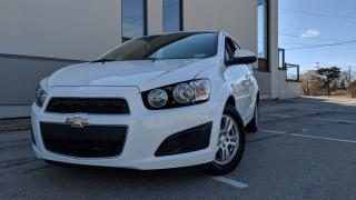 Used 2014 Chevrolet Sonic LT for sale in Mississauga, ON