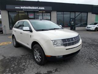 Used 2008 Lincoln MKX AWD **NAVIGATION/GPS** for sale in St-Hubert, QC