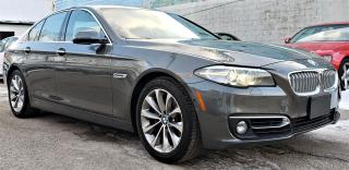Used 2014 BMW 5 Series 528i xDrive for sale in Etobicoke, ON