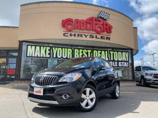 Used 2015 Buick Encore 2 KEYS/HEATED SEATS/PARK ASSIST for sale in Toronto, ON