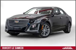 Used 2018 Cadillac CTS Cuir Nav for sale in Montréal, QC