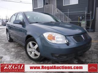 Used 2006 Pontiac Pursuit 4D Sedan for sale in Calgary, AB