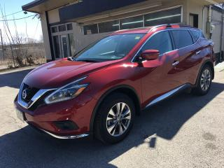 Used 2018 Nissan Murano SV ( Formal Rental ) for sale in London, ON