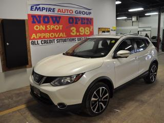Used 2018 Nissan Qashqai *HEATED SEATS*LEATHER INTERIOR*SUNROOF* for sale in London, ON