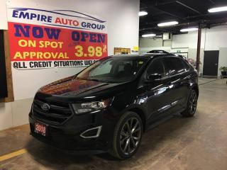 Used 2018 Ford Edge *SPORT AWD*( Formal Rental ) for sale in London, ON