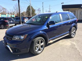 Used 2018 Dodge Journey *CROSSROAD AWD* for sale in London, ON
