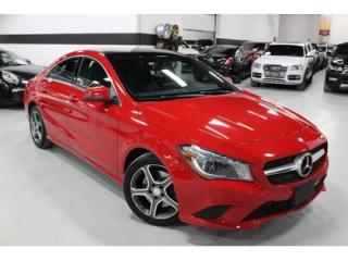 Used 2015 Mercedes-Benz CLA-Class CLA250 4MATIC   ACTIVE MB FACTORY WARRANTY for sale in Vaughan, ON