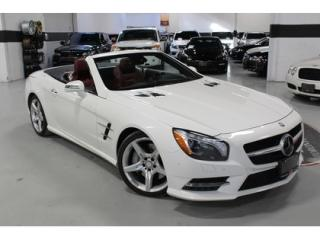 Used 2013 Mercedes-Benz SL 550 AMG   LOCAL VEHICLE for sale in Vaughan, ON