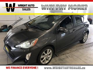 Used 2016 Toyota Prius c |NAVIGATION|LEATHER|SUNROOF|31,081 KM for sale in Cambridge, ON