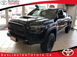 New 2019 Toyota Tacoma TRD Off Road V6 for sale in Burlington, ON