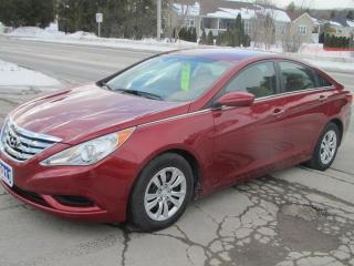 Used 2011 Hyundai Sonata GLS Auto for sale in Brockville, ON