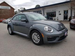 Used 2018 Volkswagen Beetle 1.8T TRENDLINE PLUS for sale in Waterdown, ON