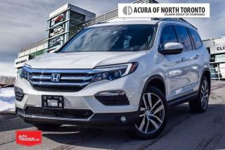 Used 2017 Honda Pilot V6 Touring 9AT AWD NO Accident| Remote Start for sale in Thornhill, ON