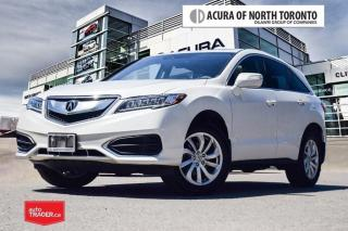 Used 2017 Acura RDX Tech at Acura Certified | No Accident| Remote Star for sale in Thornhill, ON
