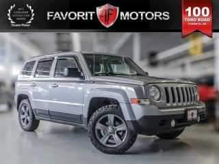Used 2015 Jeep Patriot SPORT | LEATHER | SUNROOF | ALLOYS | HEATED SEATS for sale in North York, ON