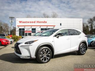 Used 2017 Lexus NX 200t F SPORT for sale in Port Moody, BC
