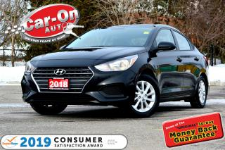 Used 2018 Hyundai Accent GL REAR CAM HTD SEATS NAV READY for sale in Ottawa, ON