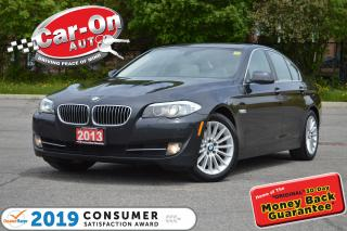 Used 2013 BMW 535 I xDrive LEATHER SUNROOF HTD SEATS LOADED for sale in Ottawa, ON